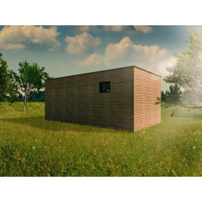 Modulares Haus - studio-apartment