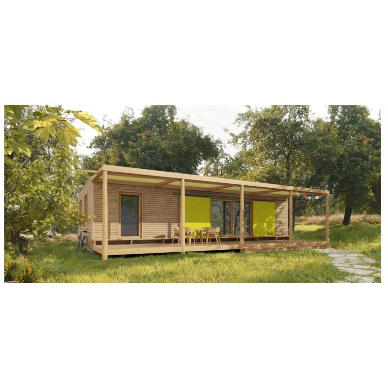 Modulare Haus-4 Zimmer