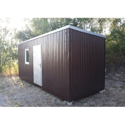 Modulares Haus 1-Zimmer
