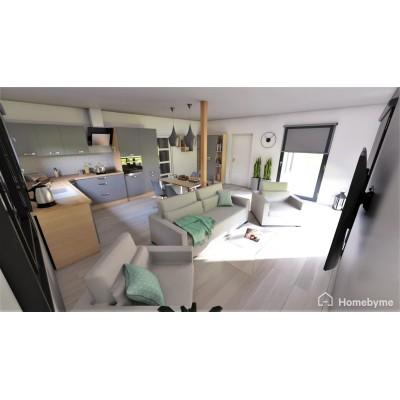 Modulare Haus-3 Zimmer