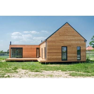 Modulares Haus 15x12 m