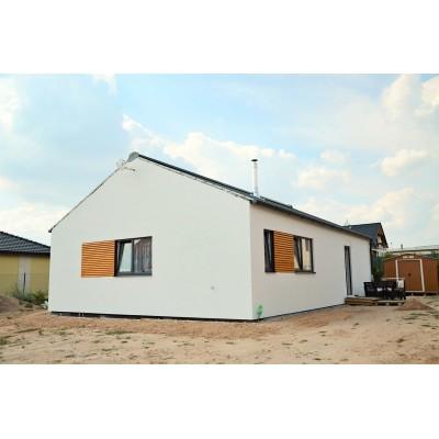 Modulares Haus 12x9 m
