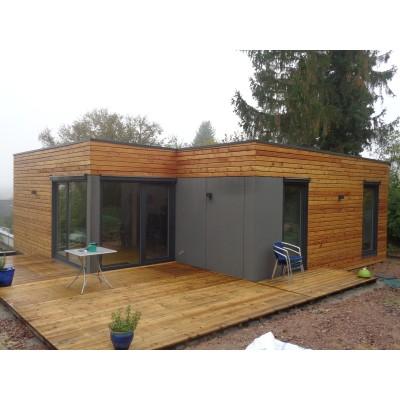 Modulares Haus 9x9 m