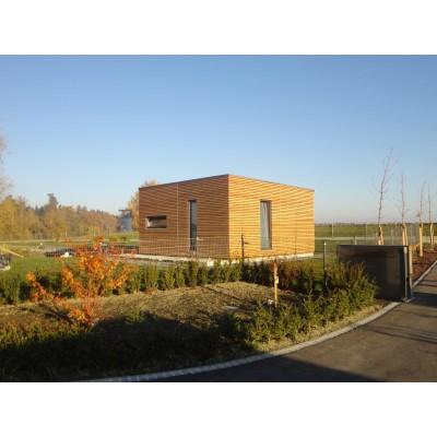 Modulares Haus 6x6 m