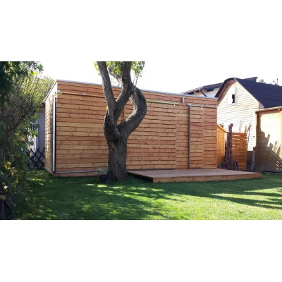 Modulares Haus 6x3 m