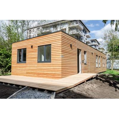 Modulares Haus 18x6 m